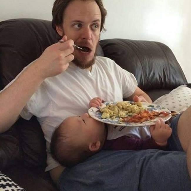 Kada mama nije kod kuće (8)